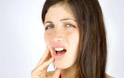 Emergency front tooth repair
